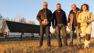 D'estudiar ocells a cultivar un arròs ecològic de premi