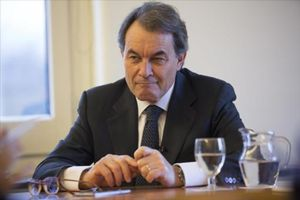 El 'expresident' de la Generalitat, Artur Mas.