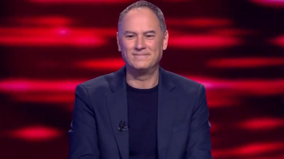 """Erundino se acuerda de Juanra Bonet en 'El Cazador' de TVE por una pregunta: """"Seguro que le encanta"""""""