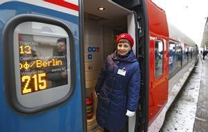 Rússia permet a les dones conduir trens i camions