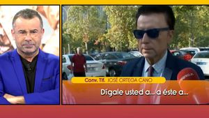 L'enuig d'Ortega Cano després de qüestionar-se la seva orientació sexual: «Soc un home de cap a peus»