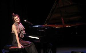 La cantante navarra Amaia Romero.