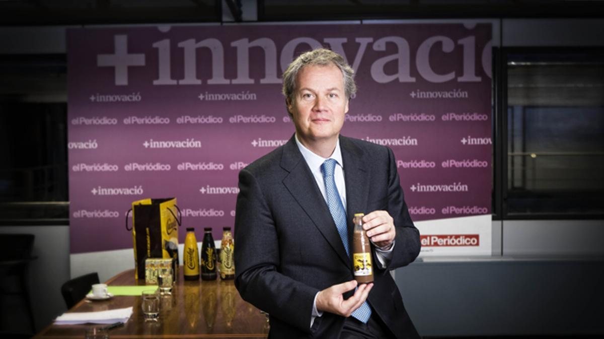 Más Innovación. Entrevista con Francesc Lluch, director general de Cacaolat