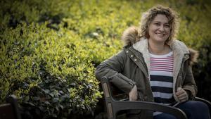 Sara Rosell, activista de Obertament.