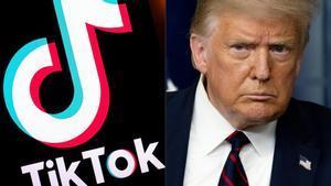 La Justicia de Estados Unidos impide a Trump prohibir TikTok por el momento.