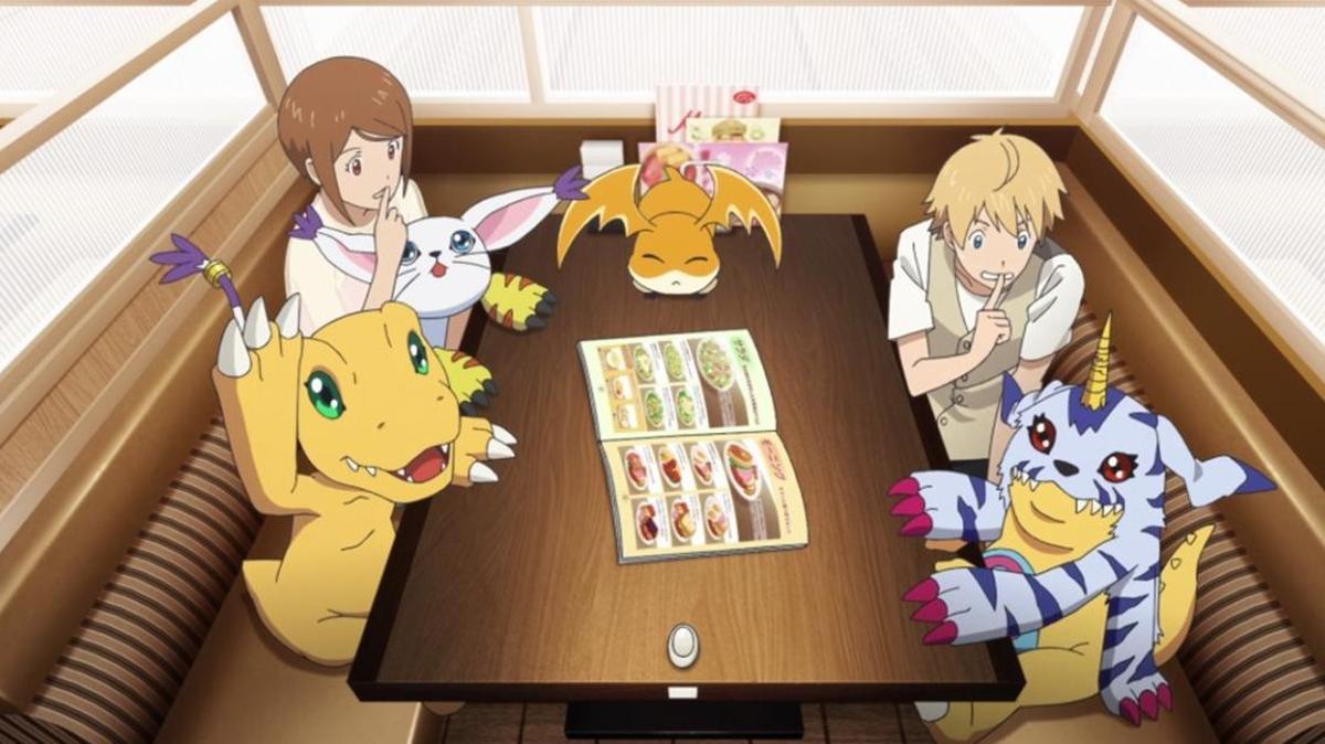 Fotograma de 'Digimon Adventure Last Evolution Kizuna'.
