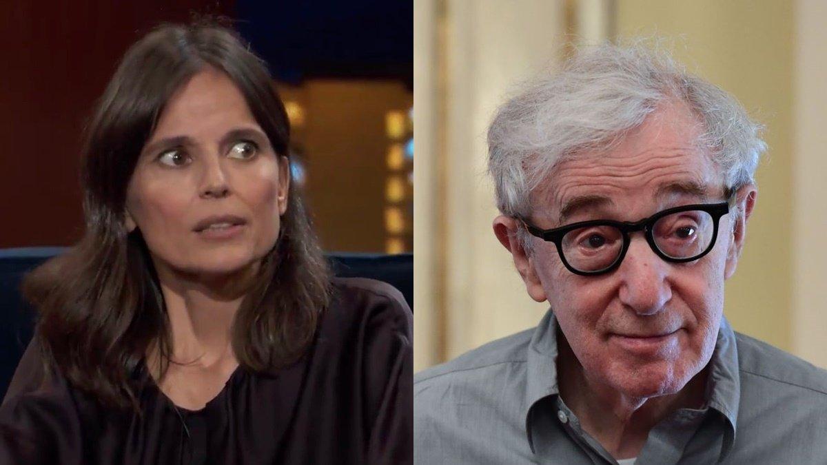 """Las tremendas palabras de Elena Anaya sobre su experiencia con Woody Allen: """"Me dijo que era la peor actriz de la historia'"""