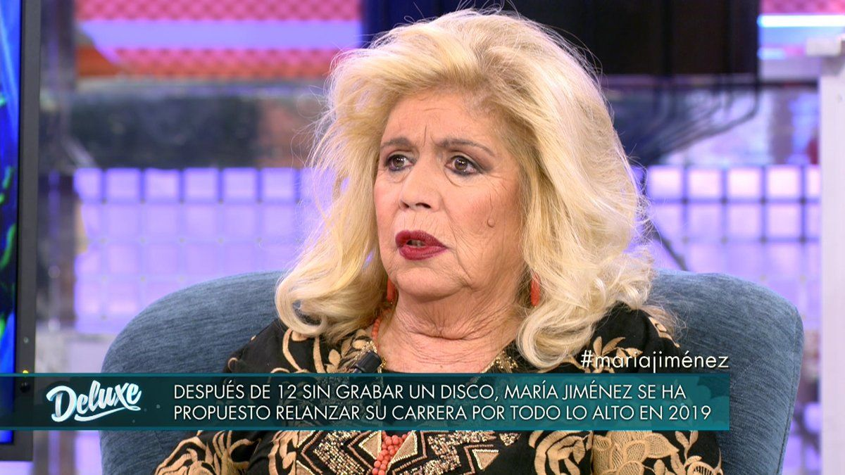 """María Jiménez acusa a Raquel Bollo de """"cargarse"""" la carrera de Chiquetete por hablar de malos tratos"""