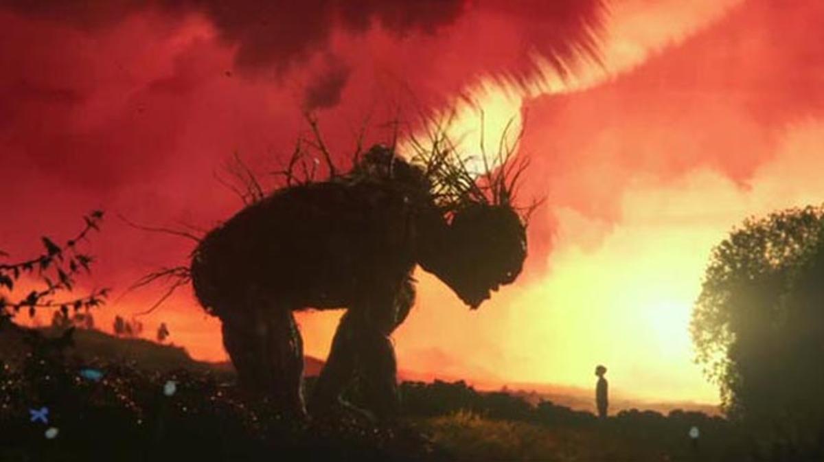 Tráiler de 'Un monstruo viene a verme'. (2016)