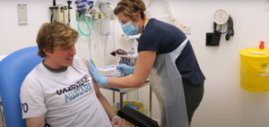 ¿Cuándo vacuna cada comunidad a la franja de 40 a 49 años?
