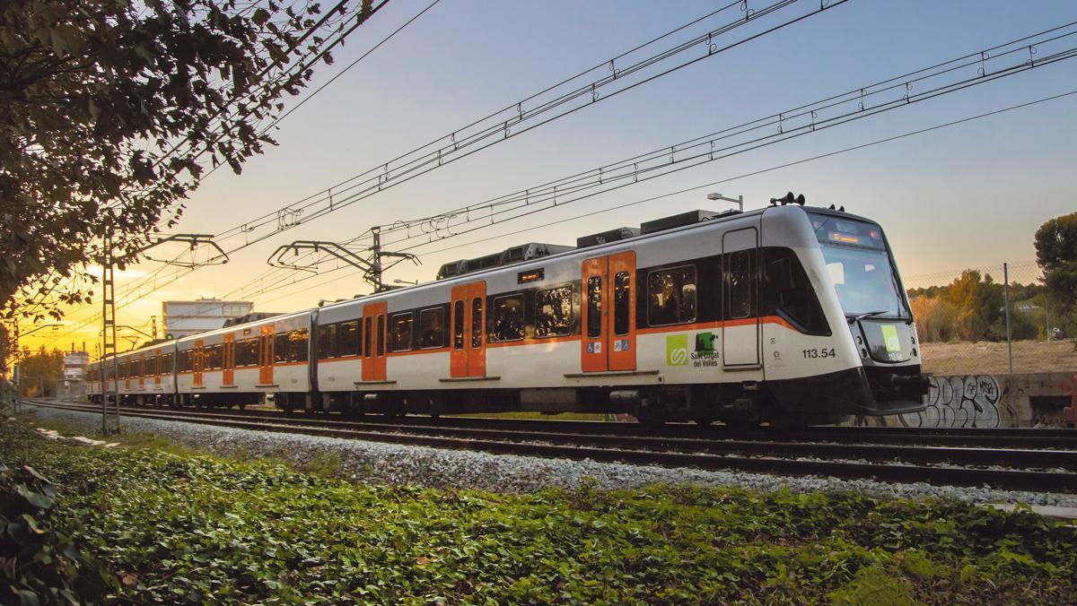 Tren de Ferrocarrils de la Generalitat de Catalunya