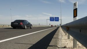 Autopista de Toledo.