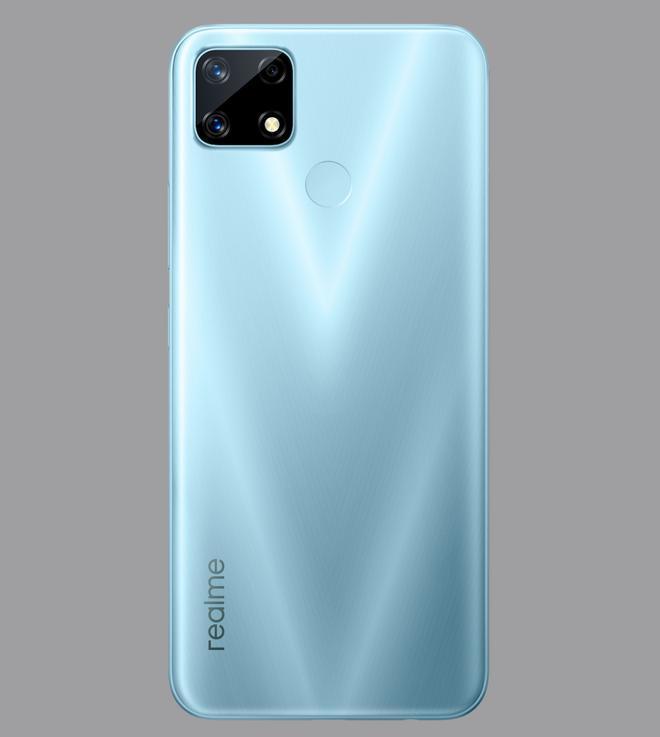 Així és l''smartphone' Realme 7i amb altes capacitats per a joc