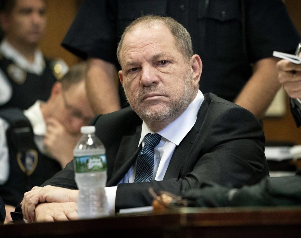 Weinstein, punt i seguit