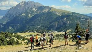 Ruta de Oxygen Trails por el Cadí