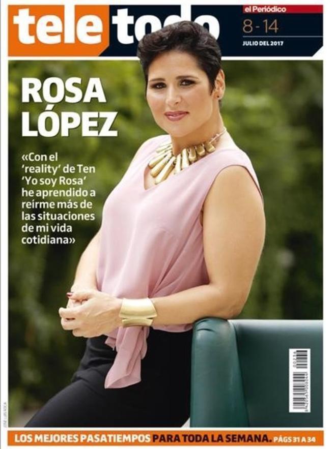 Rosa López abre su alma
