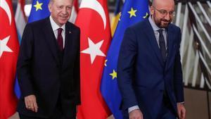 Noves tensions amb Turquia