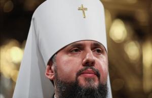 Epifaniy(Serhiy Dumenko),nuevo patriarca de la iglesia ortodoxa ucraniana