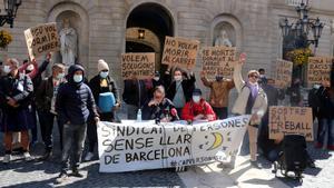 Neix a Barcelona un sindicat de persones sense llar