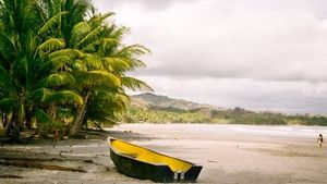 Playa de Sámara, en Costa Rica.