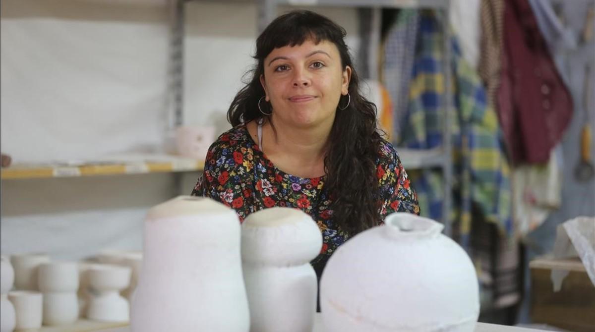 «La vida del ceramista es esquizofrénica»