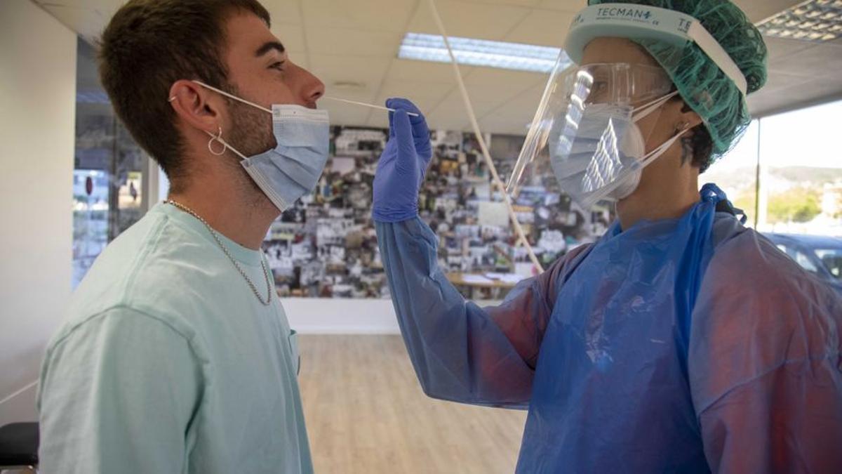 La pérdida de olfato por covid se debe a una inflamación neurológica