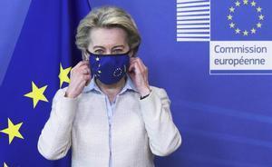 La UE se abre a debatir el levantamiento de las patentes de la vacuna contra el covid-19. Así lo ha manifestado Ursula von der Leyen.