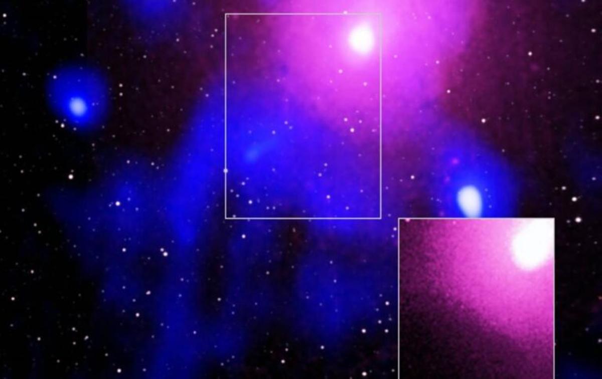 Una partícula de materia oscura podría revelar el punto ciego del universo