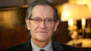El periodista y exdiputado Josep Maria Balcells.
