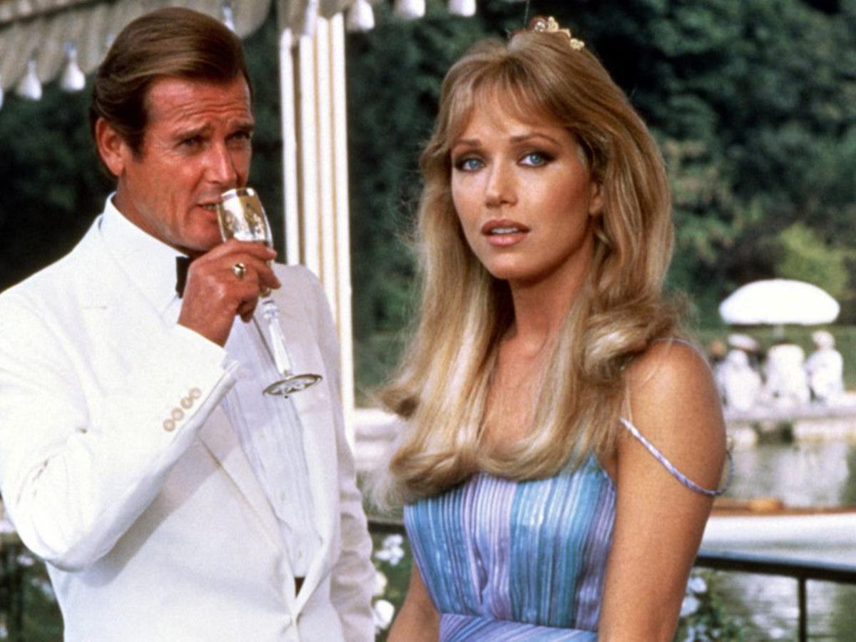 Mor Tanya Roberts, 'noia Bond' en 'Panorama per matar'