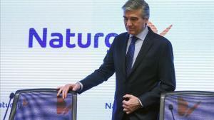El presidente de Naturgy, Francisco Reynés, en una imagen de archivo.