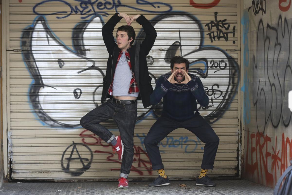 El dúo cómico Venga Monjas, el pasado viernes 10 de febrero.
