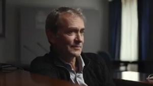 Fernando Simón, durante la entrevista de Jordi Évole.