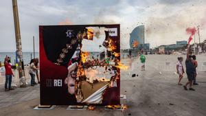 "La ANC acusa al Govern de ""actuar al dictado"" del Rey"