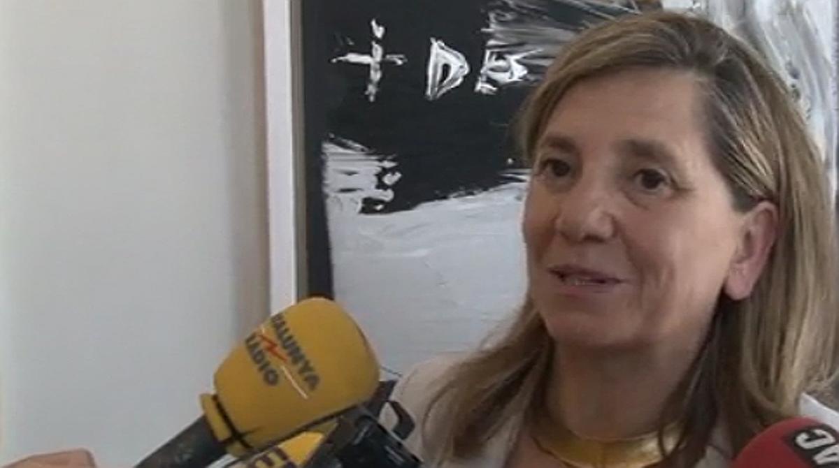 La presidenta de la Acadèmia del Cinema Català cree que la futura tasa puede proceder del pago por televisión o internet.