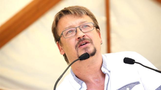 El portavoz de En Comú Podem en el Congreso, Xavier Domènech.