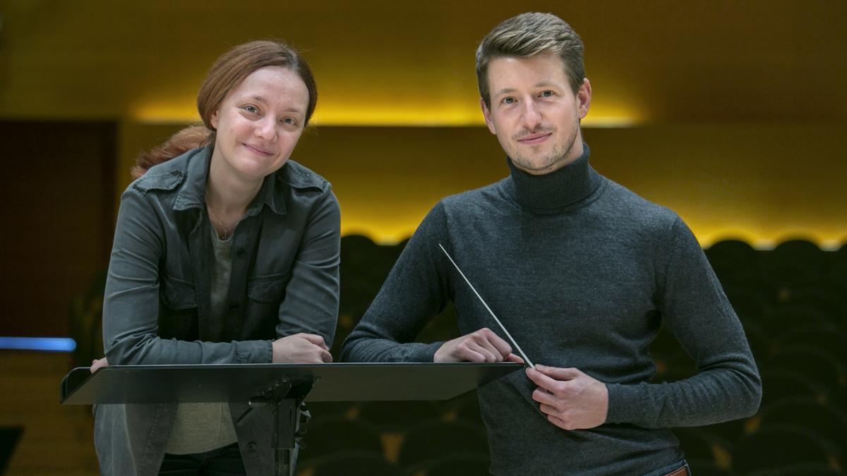 Ducan Ward i Varvara debuten amb l'OBC
