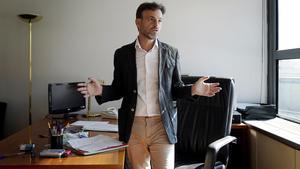 Jaume Asens: «Avançar en el diàleg passa per la llibertat dels presos»