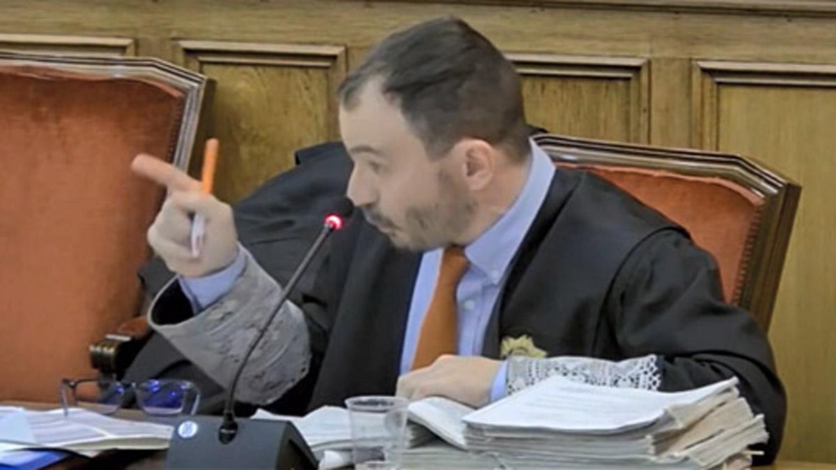 El fiscal Félix Martín ('Crims', TV-3).