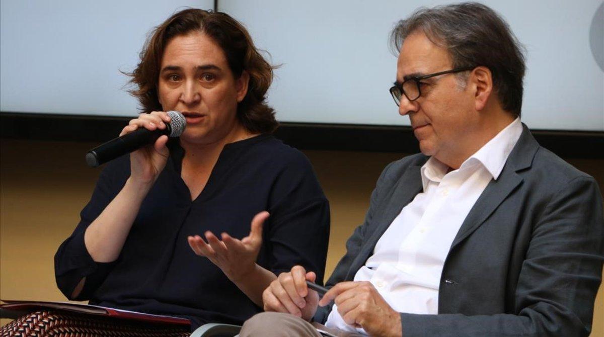 Joan Subirats, el vell professor dels comuns