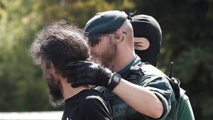 Detienen en Pamplona a un yihadista exconvicto acusado de adoctrinamiento.
