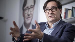 """Salvador Illa: """"TV3 ha tenido un papel muy lamentable en las últimas etapas de Catalunya"""""""