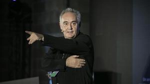 Ferran Adrià, en un acto en Barcelona, en febrero pasado.