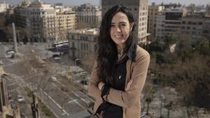 Mònica Roca, presidenta de la Cambra de Comerç de Barcelona
