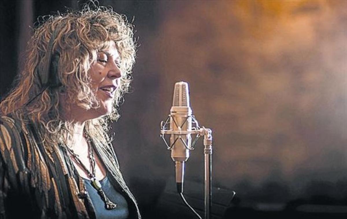 BIG MAMA MONTSE La intérprete homenajeará al blues clásico de 1920-30.
