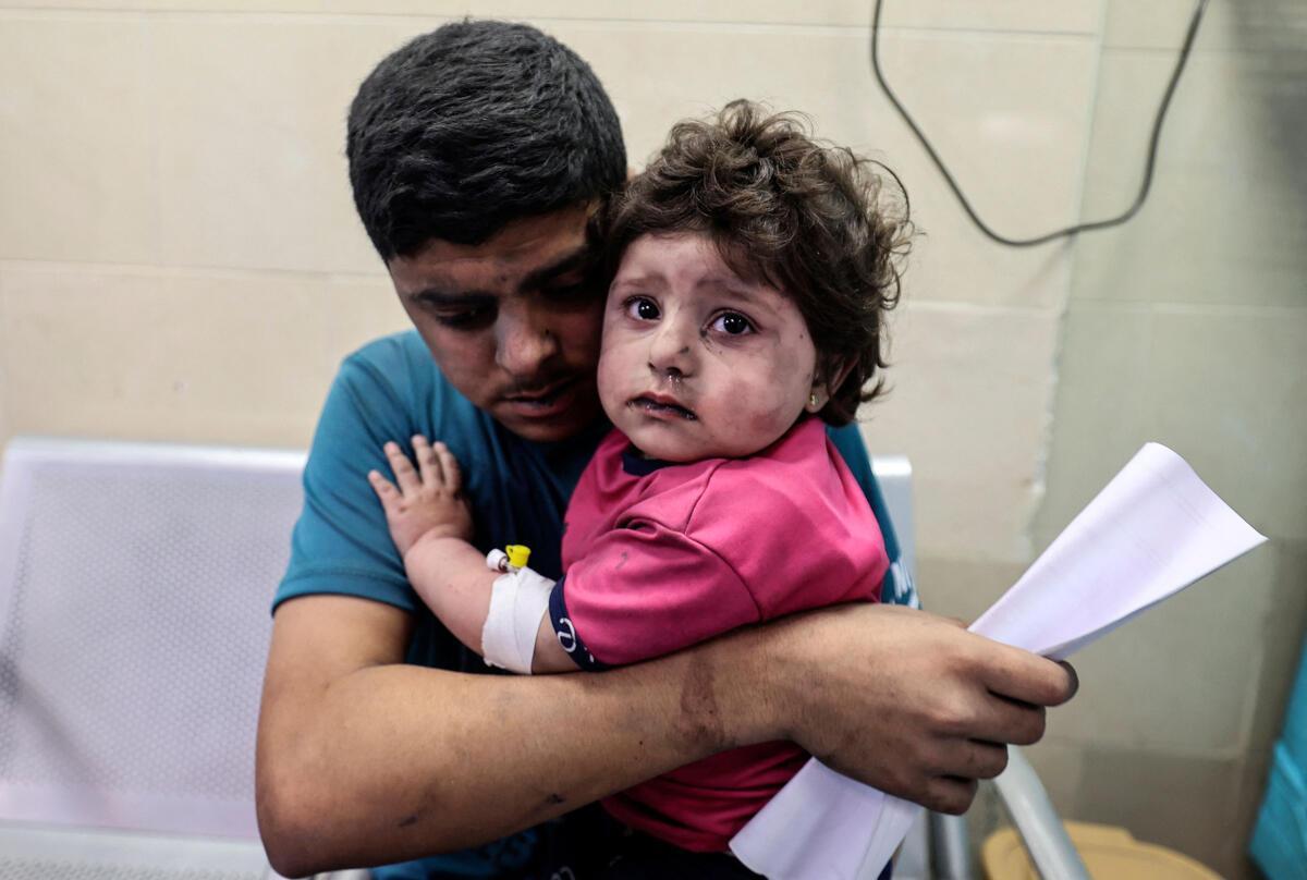 Los niños y niñas palestinos e israelíes merecen algo mejor