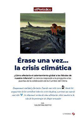 Érase una vez la crisis climática (castellano)