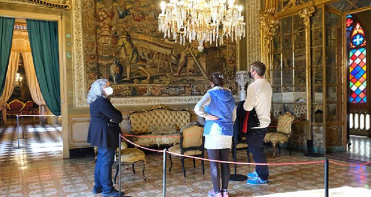 Visitas al Museo Palau Mercader de Cornellà
