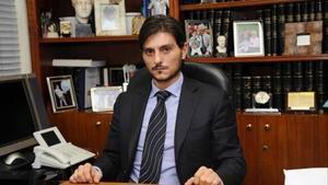 Dimitris Giannakopoulos, en una imagen de archivo