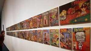 La Generalitat crea una comissió assessora per adquirir fons de còmic i il·lustració